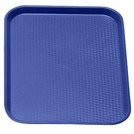 Dark Blue Fast Food Tray 30 X 41cm