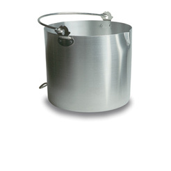 Cooking Oil Bucket With Pouring Lip 17ltr