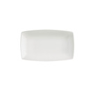 Orientix Plate Rectangular White 18.5 x 31cm