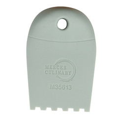 Mercer Silicone Plating Wedge 5mm Square Notch