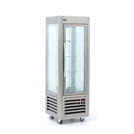 Freezer Display Cabinet Fixed Grid S/S