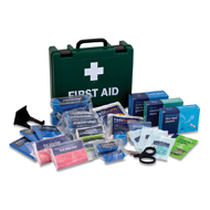 First Aid Kits & Accident Report Books Category Image