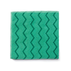 HYGEN™ Microfibre Cloth Green