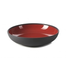 Solid Gourmet Plate 17.5 x 4.5 cm Pepper Red