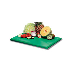 Prepara Chopping Board Green Poly 46 x 30 x 2cm