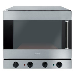 Smeg ALFA45MFPGN Convection Oven w.Humidity + Grill