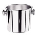 Stainless Steel Ice Bucket Silver