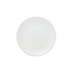 Great White Coupe Plate 7 inch 18cm