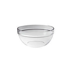 Plain Bowl 4.3ltr Toughened & Stackable