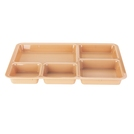 BaseTray 5 Compartment