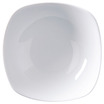 Superwhite Bowl Square 18cm