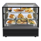 Roller Grill HD800 Heated Display Cabinet - Black