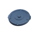 Lid for Thor round bin 75L Grey, FA099GY