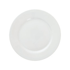Great White Winged Plate 10 inch 26cm