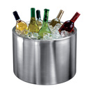 Elia Extra Large Wine Cooler 18/10 Stainless Steel