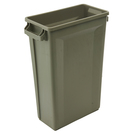 Svelte Bin with Venting Channels 87L, Beige