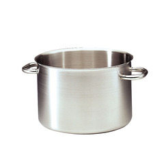 Saucepot Stainless Steel 28cm
