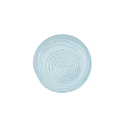 Pillivuyt Teck Bread/Butter Plate 16.5cm L Blue