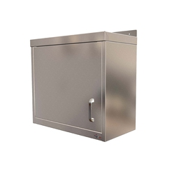 Quick Service Wall Cupboard L-Hinged Door 600x300mm