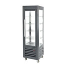 Refrigerated Display Cabinet Fixed Grid D/Grey