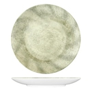 White Shakti Stone Melamine Dinner Plate 270x25mm