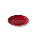 Acme Red Demitasse Saucer 155mm