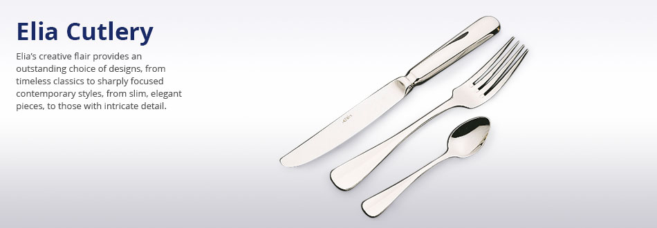 Elia Cutlery Category Banner