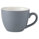 Royal Genware Bowl Shaped Cup 9cl Grey