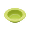 Dignity Bowl Wide Rim Green 19.5cm Ceramic