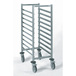 Gastronorm Storage Trolley - 10 Tier 1/1GN