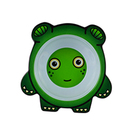 Nettle the Monster Melamine Bowl 127x124x43mm