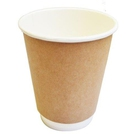 Sustain 8oz Double Wall Cup Fully Compostable