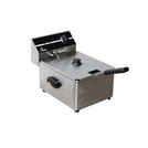 Chefmaster Countertop 6L Elec Fryer One Basket