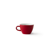 Acme Flat White Cup Red 160ml