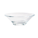 Purity & Divinity Bowl Oval Clear 5.5 x 16cm