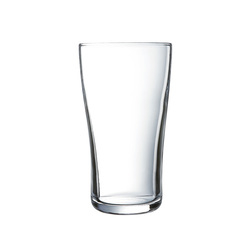 The Ultimate Pint Nucleated Beer Glass 20oz