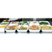 Counter-Serve Trays Stackable 2/4 Gastronorm