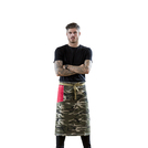 Sharp Chef Outfitter Camo Bar Apron
