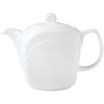 Bianco Lid For Tea/Coffee Pot B7024 B7025 White