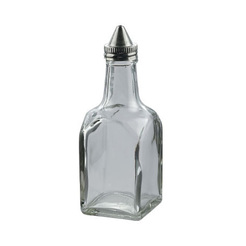 Oil Or Vinegar Clear Glass 14cl