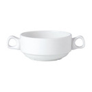 Simplicity Handled Soup Cup Stackable 28.5cl