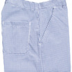 Brigade Chef Trousers Small Blue/White Check