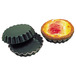 Fluted Tartlet 8 x 1.2cm Non-Stick Set Of 25