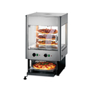 Lincat Seal UMO50 Pizza Merchandiser w.Built In Oven