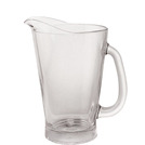 Mexico Plain Lip Glass Jug 3pt
