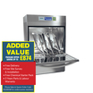 Winterhalter UC Energy Dishwasher with Softener M