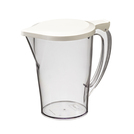 Plastic Jug With Lid 0.5 Litre
