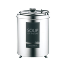 Dualit 71500 6 Ltr Soup Kettle - Stainless Steel