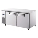 Atosa YPF9027 2 Door UnderCounter Freezer