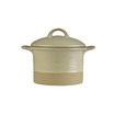 Igneous Casserole Dish Brown Stackable 34cl